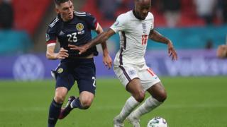Euro 2020: İngiltere-İskoçya maçında gol sesi yok