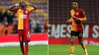 Galatasaray'da Onyekuru ve Gedson Fernandes için geri sayım