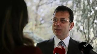 İmamoğlu'ndan Kanal İstanbul çıkışı: Bu işe niyet eden bin kere düşünsün