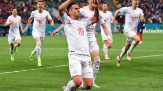 İsviçre Fransa'yı penaltılarda eledi