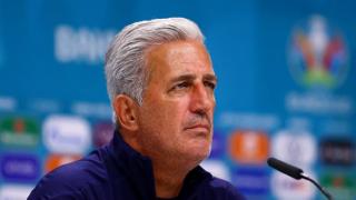 İsviçre Teknik Direktörü Petkovic'ten Türkiye maçı öncesi açıklama