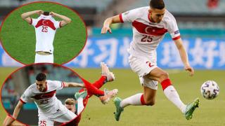 İsviçre-Türkiye maçına damga vuran performans: Mert Müldür
