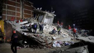 İzmir'de 115 kişinin öldüğü depremin raporu; Binalarda düşük kalite beton kullanılmış