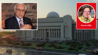 Kubbeli Yargıtay binası, yeni Anayasa ve Sedat Peker!..