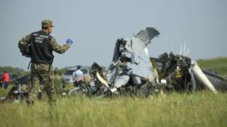 Rusya'da sporcu taşıyan uçak kaza yaptı: 4 ölü