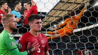 EURO 2020 tarihine geçen maç! Penaltı kararı büyük tartışma yarattı