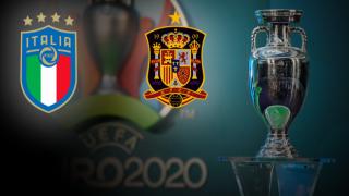 EURO 2020'de yarı final heyecanı. İtalya-İspanya maçı saat 22.00'de