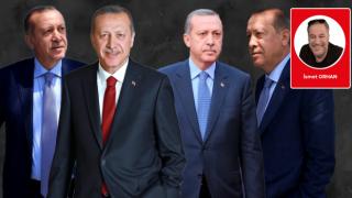 İsmet Orhan Yazdı: Recep Tayyip ErdoğanTek Başına!..