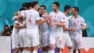 İsviçre'yi penaltılarda eleyen İspanya, yarı finalde