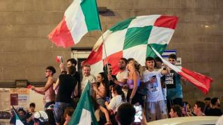 """İtalya EURO 2020 finaline hazırlanıyor: """"Büyülü Geceler""""le yeniden doğuş"""