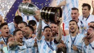 Kupa Amerika'nın sahibi belli oldu: Arjantin 1- 0 Brezilya