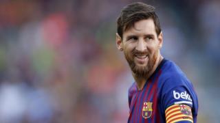 Messi'nin Barcelona ile sözleşmesi sona erdi