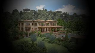 Mimar Şefik Birkiye, Yazlık Saray'ın görsellerini paylaştı