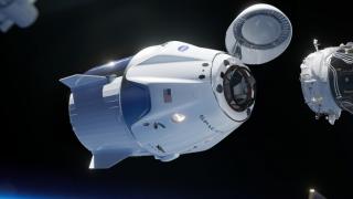 Uzay mekiğinde 360 derece manzaralı tuvalet!..