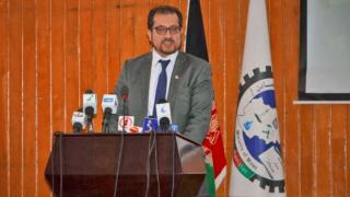 Afganistan'ın eski İletişim Bakanı Sayed Ahmad Saadat'ın yeni mesleği ne?