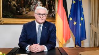 Almanya'nın Cumhurbaşkanı yurtdışı ziyaretine trenle gidiyor