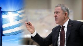 Bakan Akar: Yunanistan provokatif davranışlarla bir yere varamaz