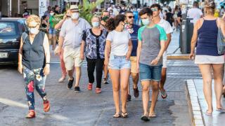 Brezilya'da koronavirüs vaka sayısı 20 milyonu aştı