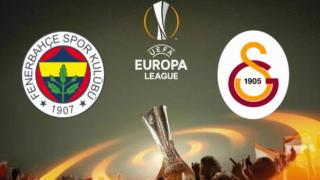 Galatasaray ve Fenerbahçe'nin UEFA Avrupa Ligi fikstürü açıklandı