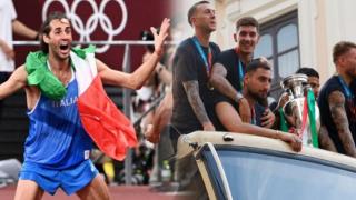"""İtalya'da Eurovision ve EURO 2020 sonrası olimpiyat coşkusu: """"2021 bizim yılımız"""""""