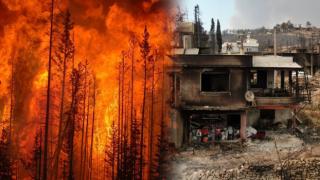 Manavgat'taki yangını 12 yaşında bir çocuğun çıkardığı belirlendi
