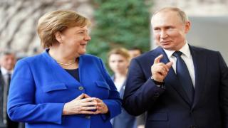 Merkel'in Moskova ziyaretinin programı belirlendi
