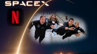 Netflix imzalı SpaceX belgeseli için geri sayım başladı