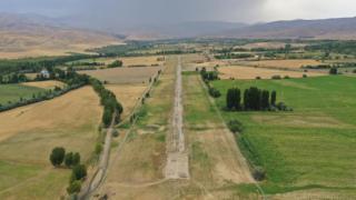 Nuri Demirağ'ın Divriği'ye 79 yıl önce yaptırdığı havaalanı bakımsızlıktan tarlaya döndü
