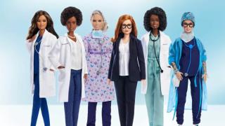 Sağlık sisteminden 6 kadın için Barbie rol model serisi çıkarıldı