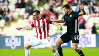 Sivasspor 1- Kopenhag 2