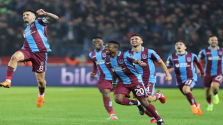 Trabzonspor - Sivasspor: 2-1