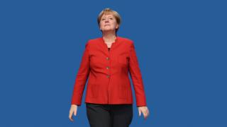 Angela Merkel: Ben de bir feministim