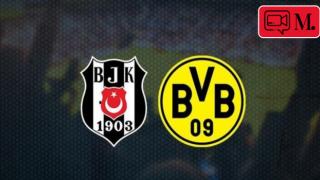 Beşiktaş Şampiyonlar Ligi'ne puansız başladı!