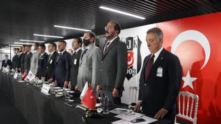 Beşiktaş Kulübünün 2021 yılı Divan Kurulu Toplantısı başladı