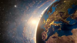 Çin'in ilk uzay istasyonundaki astronotlardan Dünya manzaraları