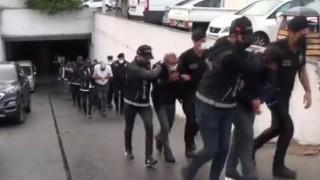 İstanbul merkezli 7 ilde uyuşturucu çetesine operasyon