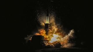 Kuzey Kore'den balistik füze testi!