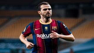 Miralem Pjanic, Beşiktaş için İstanbul'a geldi