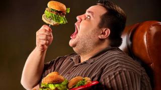 Obezitenin temel nedeni çok yemek değil