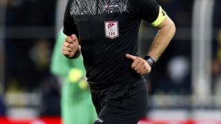 Süper Lig'in 8. haftasında maçlarda düdük çalacak hakemler belli oldu
