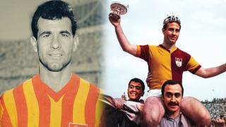 Türk futbolunun efsane ismi Metin Oktay ölüm yıldönümünde anılıyor