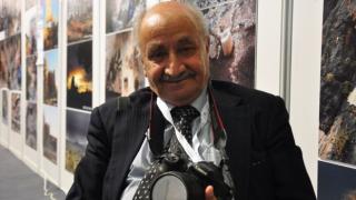 Türk turizminin duayen fotoğrafçısı Halil Tuncer hayatını kaybetti
