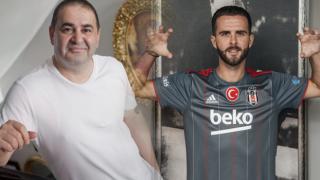 Ünlü oyuncu Şafak Sezer'den Beşiktaşlı yıldız futbolcuya rol teklifi!