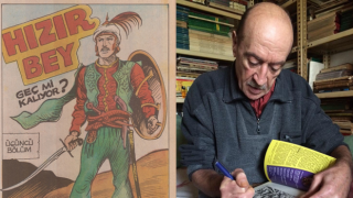 Usta Çizer Talat Güreli hayatını kaybetti