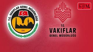 Vakıflar Genel Müdürlüğü'nün logosu yenilendi, Türk bayrağına yer verilmedi!
