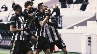 Beşiktaş 2 maçlık galibiyet hasretine son vermenin peşinde!