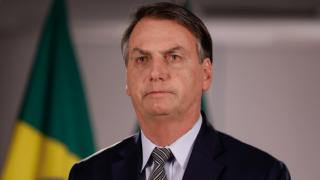 Brezilya Devlet Başkanı, aşı olmadığı için futbol maçına alınmadı