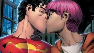DC Comics'in yeni Superman'i politik, çevreci ve biseksüel!