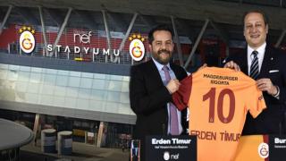 """İmzalar atıldı! Artık adı """"Nef Stadyumu"""""""