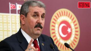 """""""Kılıçdaroğlu, PKK'nın siyasi uzantısıyla masaya oturuyor, AK Parti ile oturmuyor"""""""